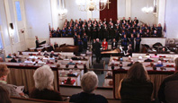 "CONCERT - ""Choral Masterpieces from the 21st Century"" @ First Parish Unitarian Universalist Church in Duxbury 