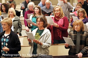 "REHEARSAL for PFC Spring Concert ""Ferns and Forrest"" @ Faith Community Church (formerly United Methodist Church) in Plymouth 