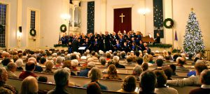 "CONCERT - ""A Hometown Christmas"" - Sunday @ St. Bonaventure Parish in Plymouth 