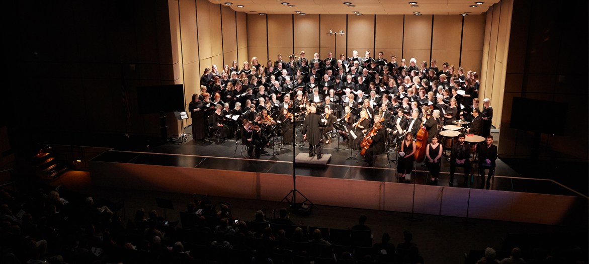Sharing the World's Great Choral Music